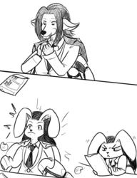 Balina raises some hares