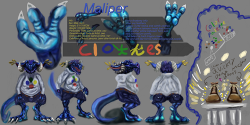 Maliper Reference (Clothed)
