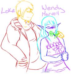 Loke and Wendy