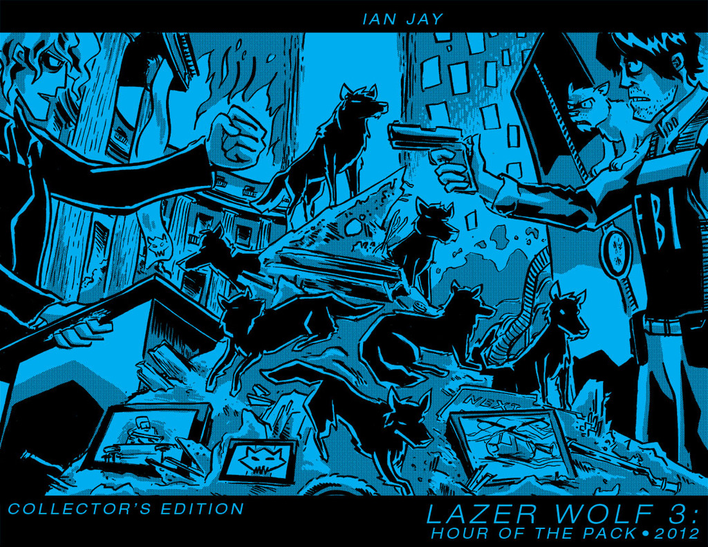 LAZER WOLF 3: COLLECTOR'S EDITION