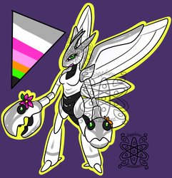 Female Scizor +Design+ (SOLD)