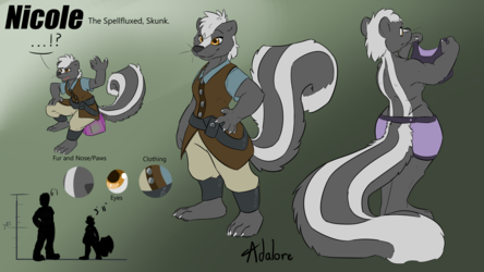 Nicole - Character Reference