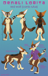 Denali Ref Sheet - 2013