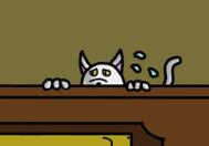Excessively gluttonous mouse-slob