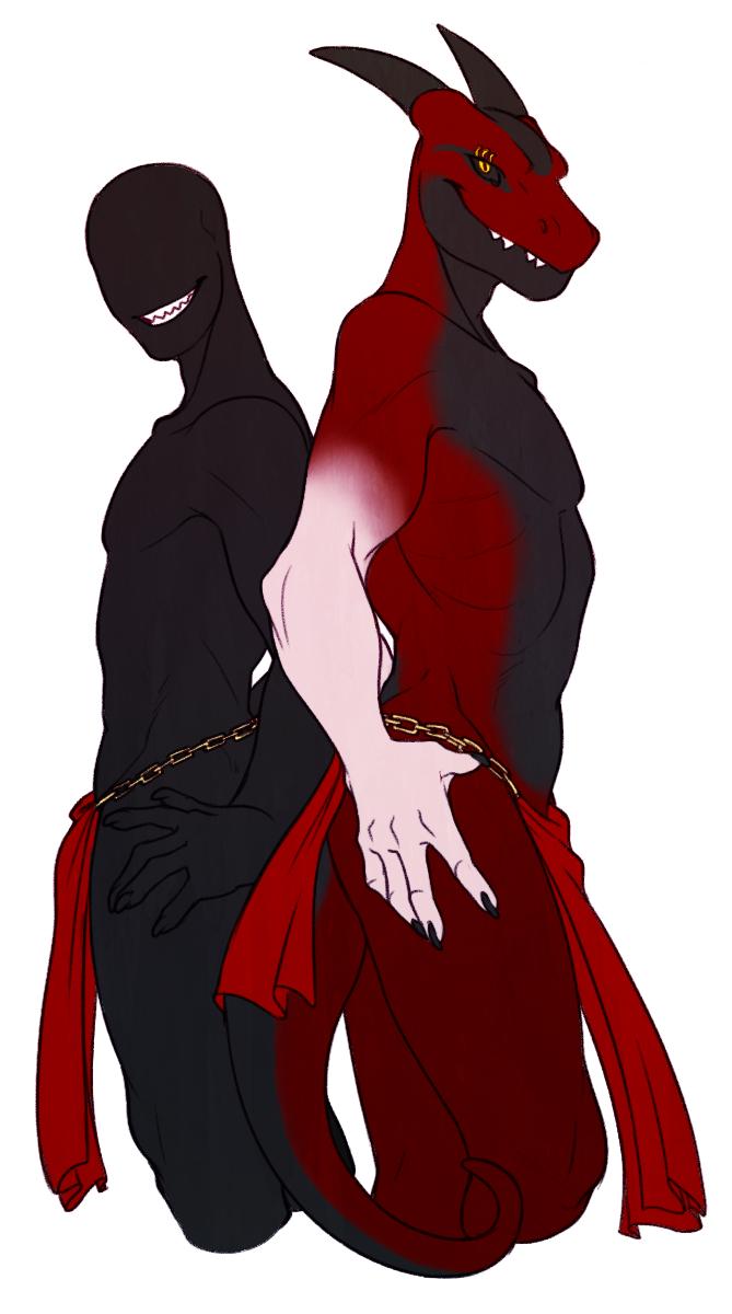 Most recent image: Back to Back Demons
