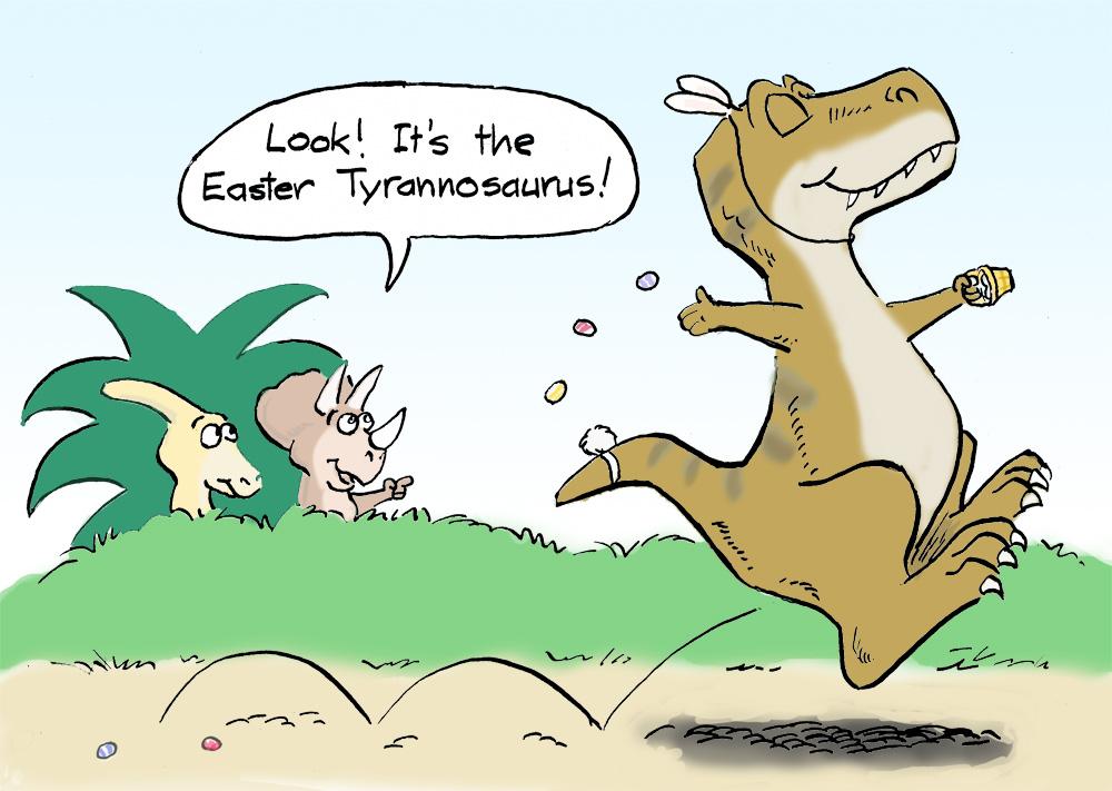 Prehistoric Holidays