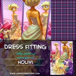 Dress Fitting by Holivi