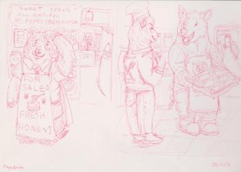 Furry practice