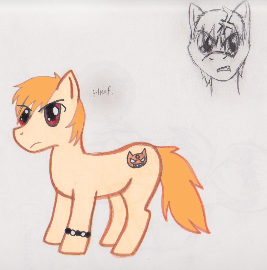 Kyo...pony?!