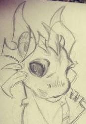 By Gossamer, Sketch Page Alvitra