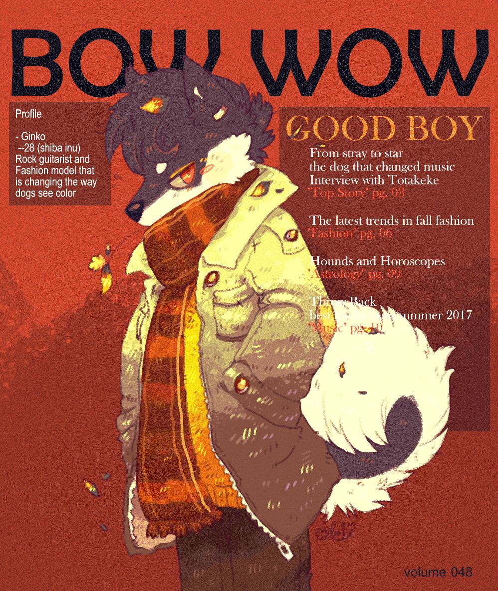 Dog Fashion