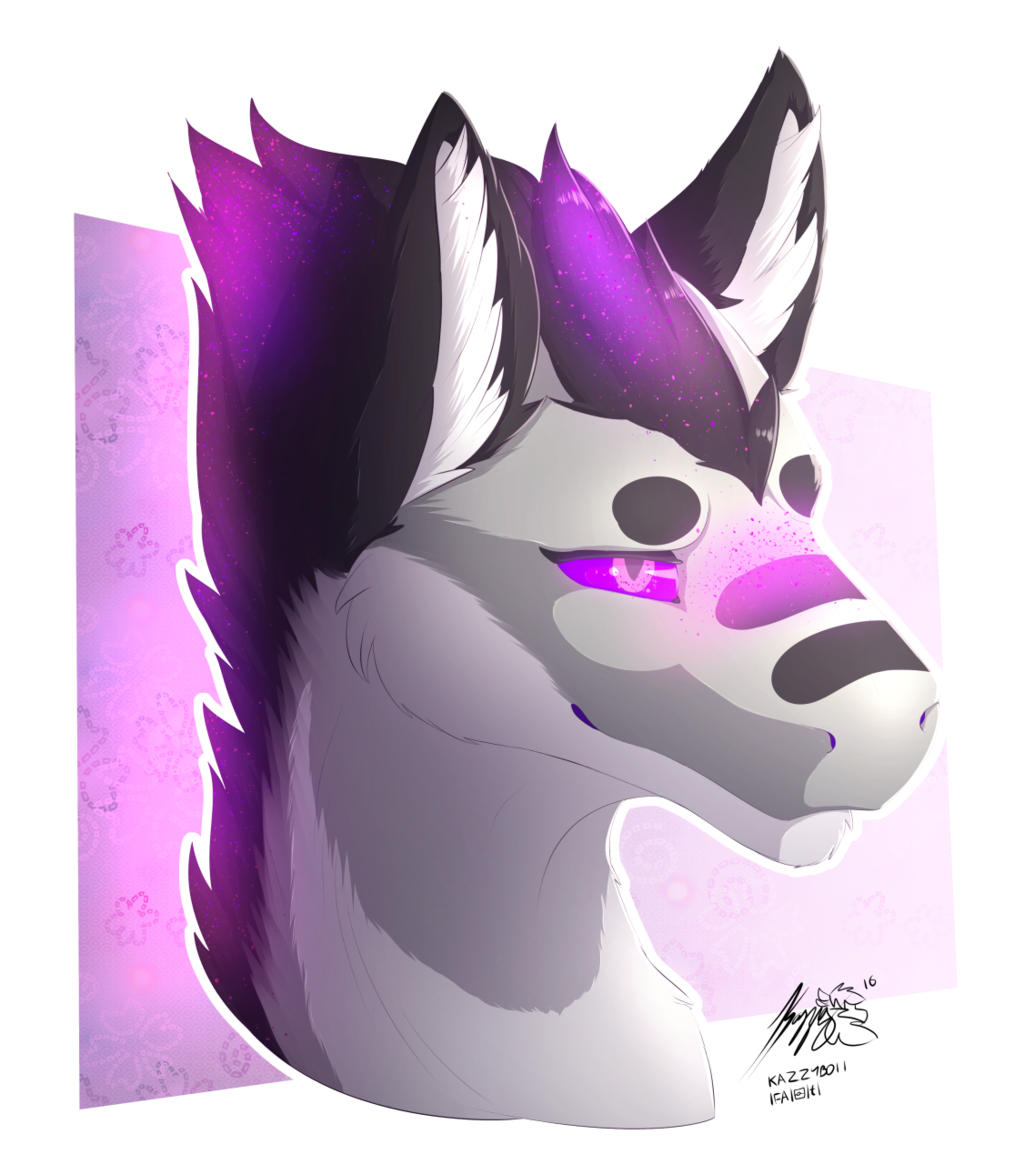 Most recent image: headshot piece for a frand