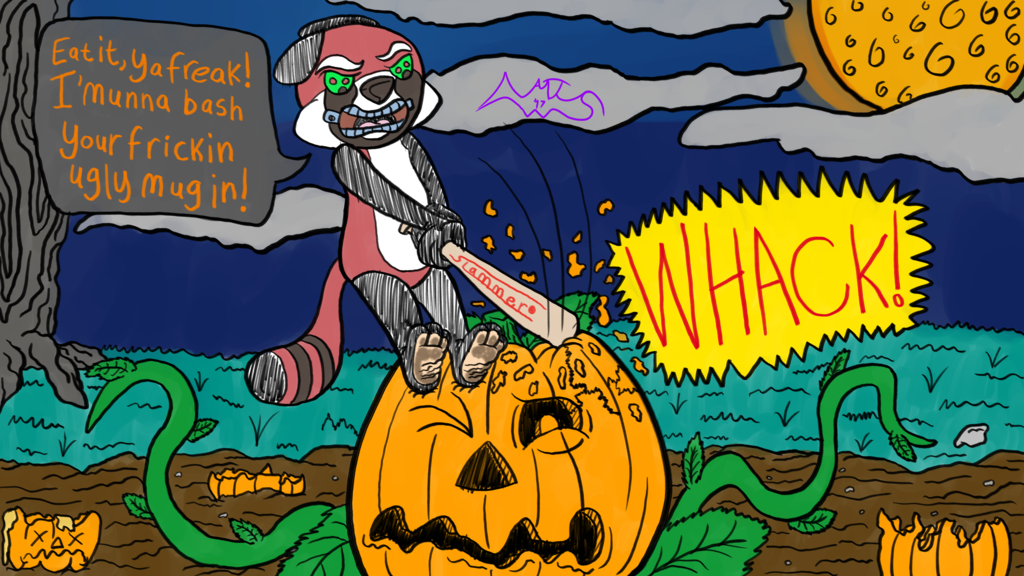 Most recent image: Inktober Day 6 and 16 Smashing Pumpkins