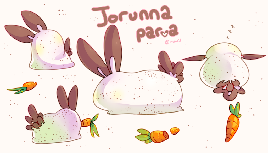 Sea bunnes
