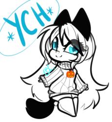 [YCH Collab 2] - [Flat price] - Chibi Sweater