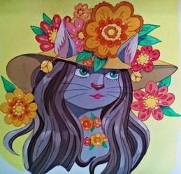 Jasmine the Flower Child
