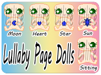 Lullaby Page Dolls