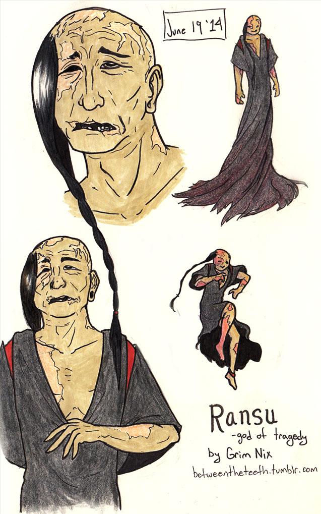 Most recent image: Ransu