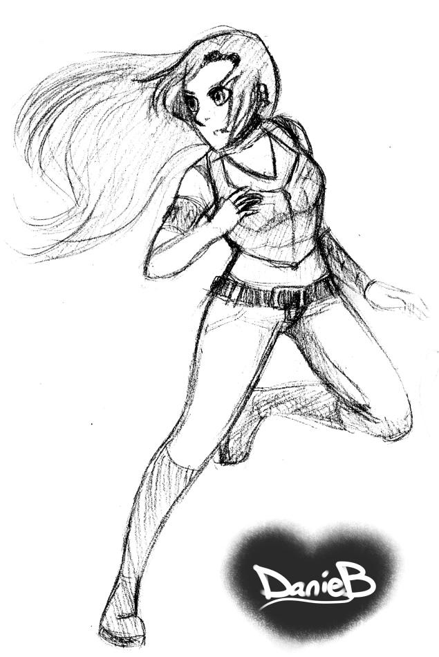 Ruri Sketch