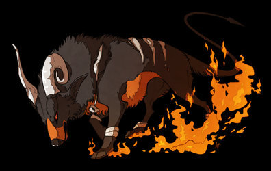 Houndoom on You