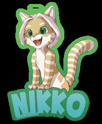 Nikko Badge