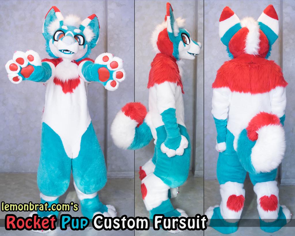 Rocket Pup Suit Auction!