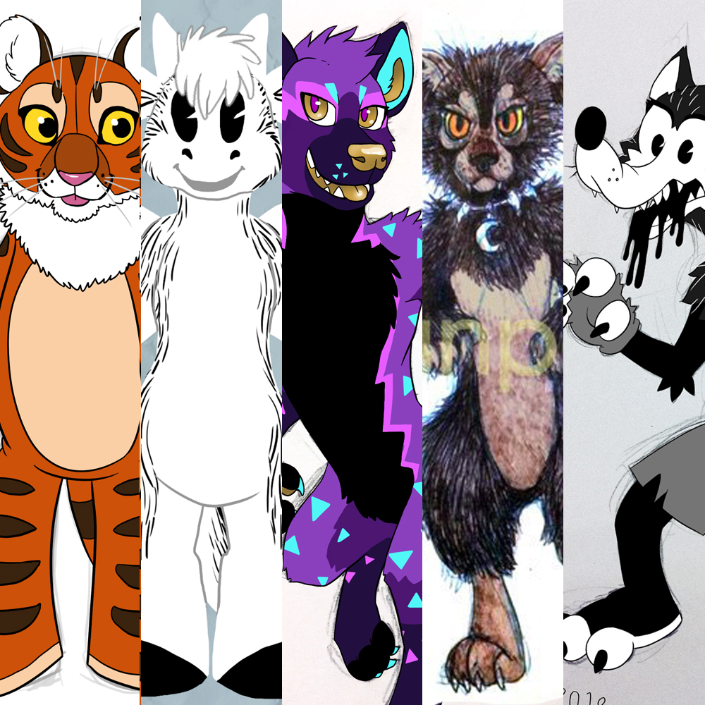 Fursuit Adoptables Available