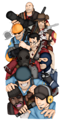 Team Fortress 2 Team Up