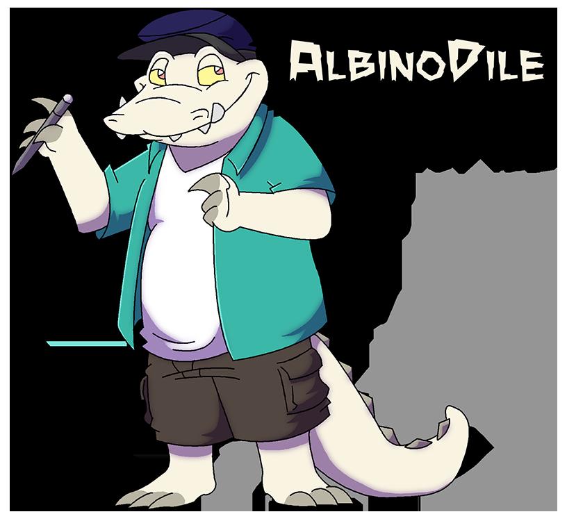 Most recent image: AlbinoDile