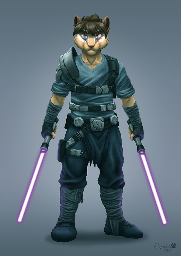 Who's your Jedi master? WHO'S your Jedi Master?