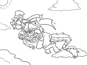 """RP Sketch 2 - """"Don't Worry, We're Almost To the Air Pump..."""""""