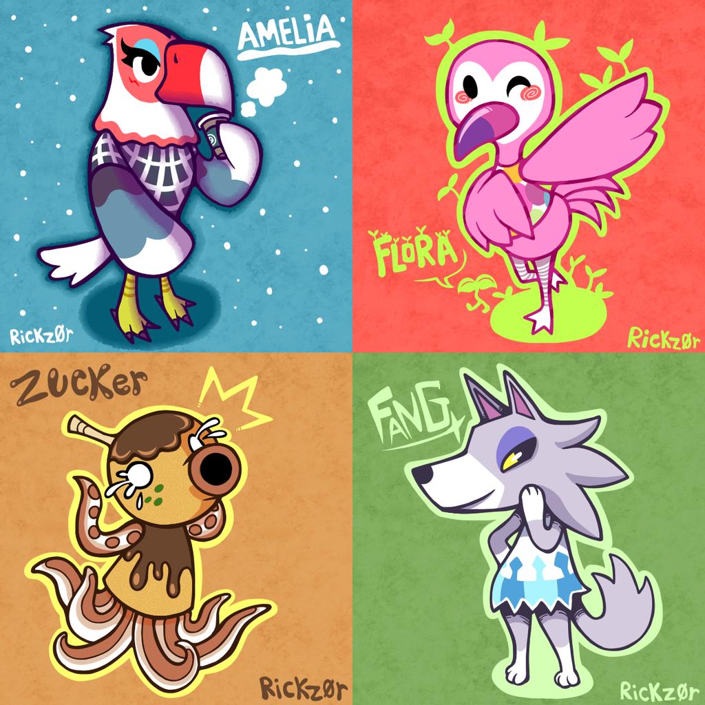 Animal Crossing Month: Days 25-28