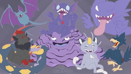 Spooky Crew