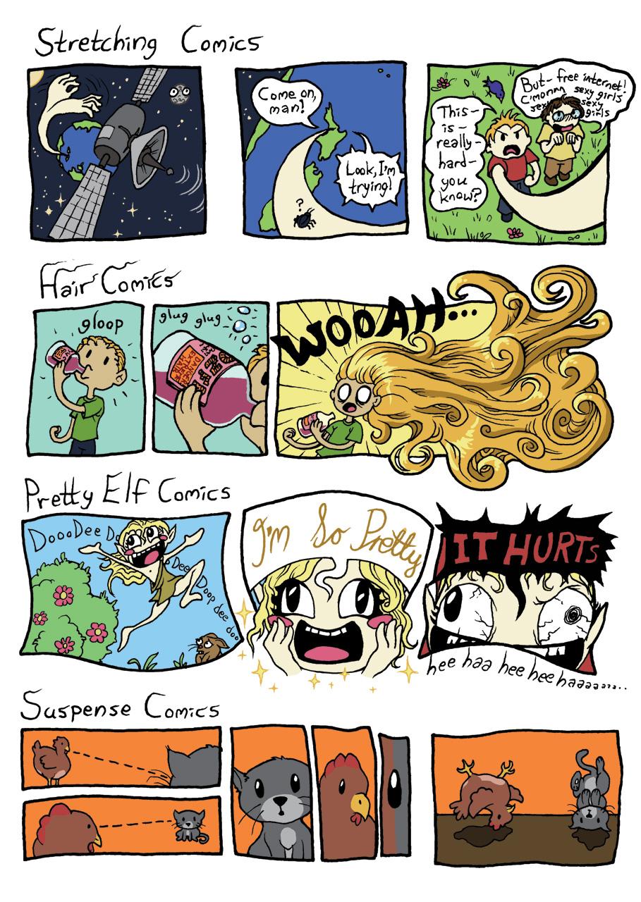 Quick Comics 2