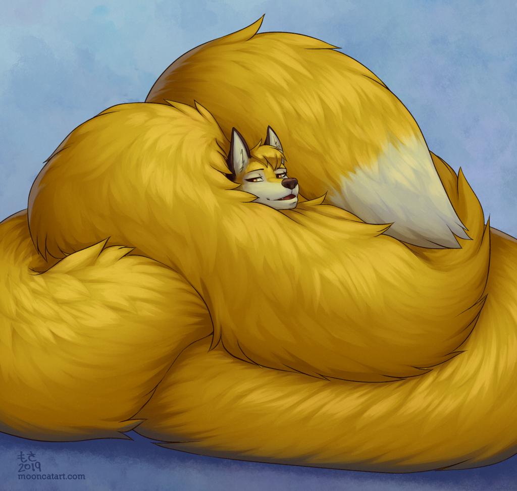 [COMM] Cozy Tail