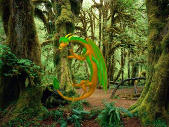 Request: Fern the Dragon