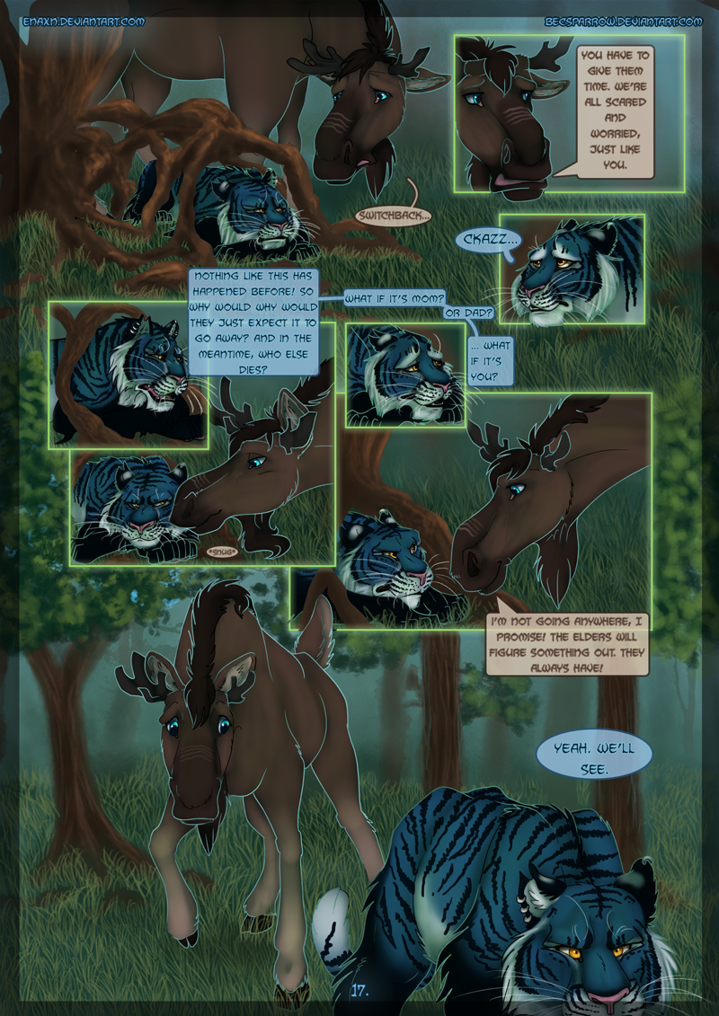 The Last Aysse: Page 17