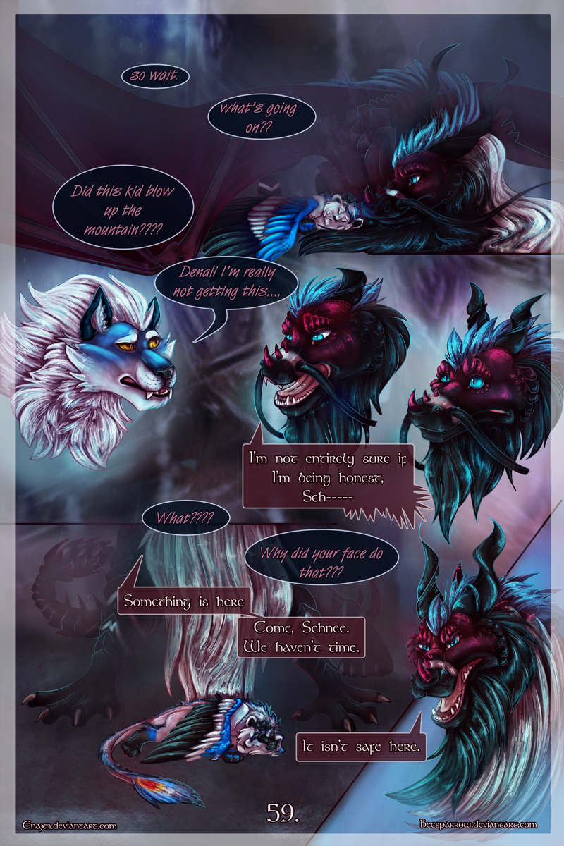 The Last Aysse: Page 59