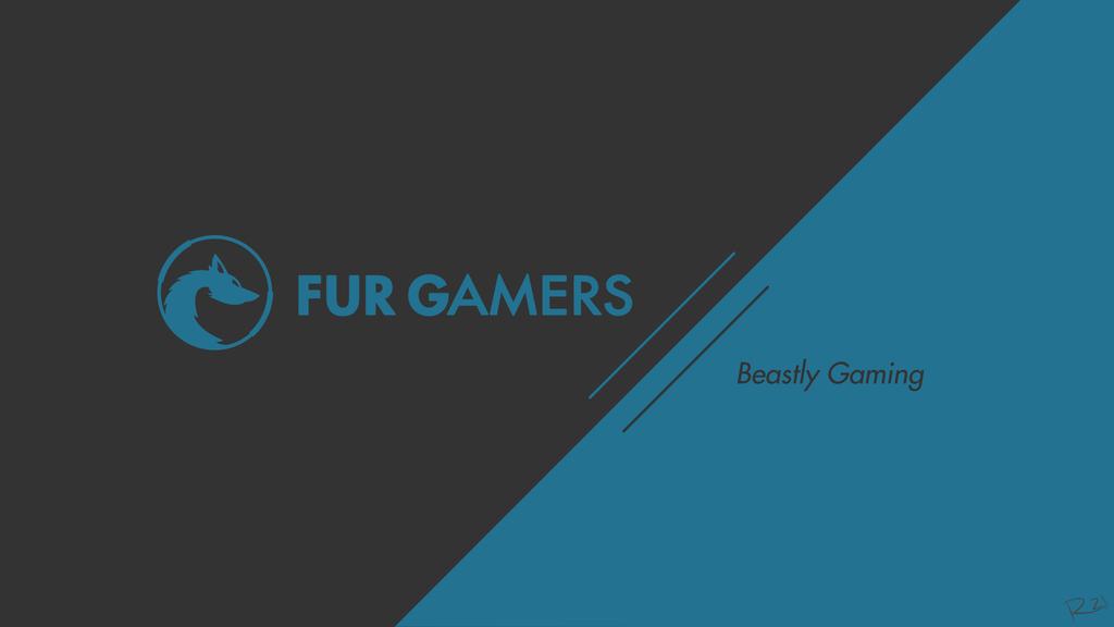 FUR Gamers 2016 4K Wallpaper