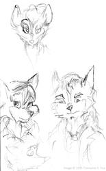 (1995) Furry Doodles