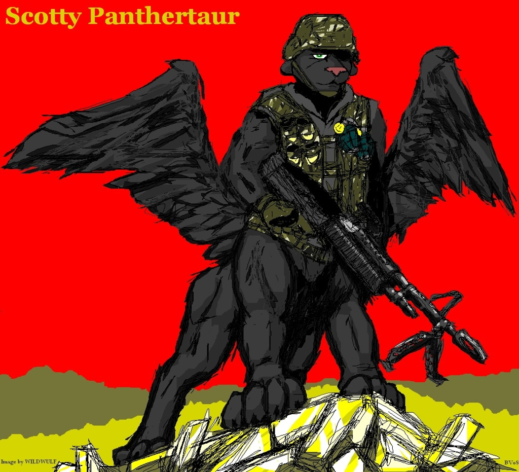 Bad Company Panther