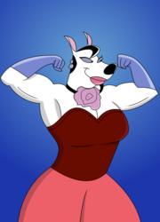 Arnolda the Pit Bull Girlfriend