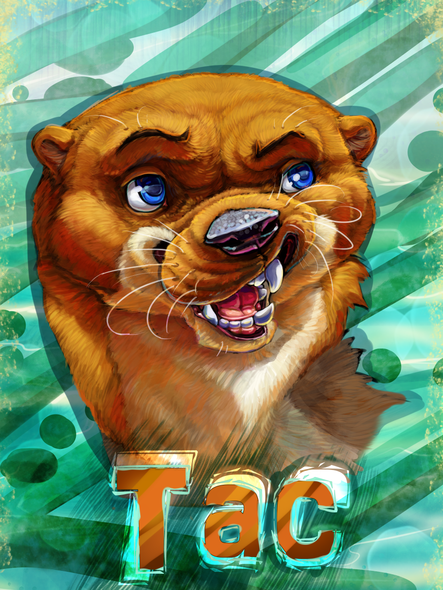 Most recent image: Badge Commission: Tacotter