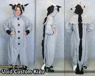 Voidialius Custom Kigu