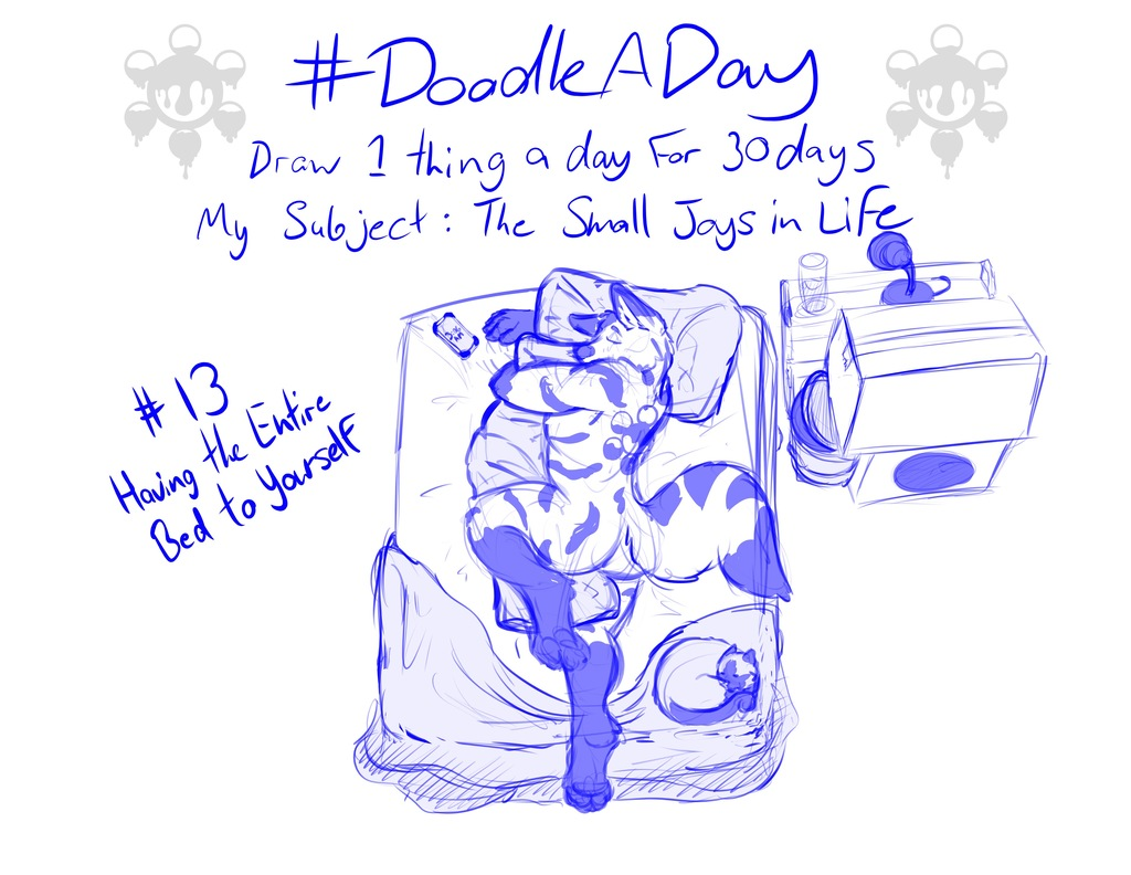 [Doodle A Day] Day 13