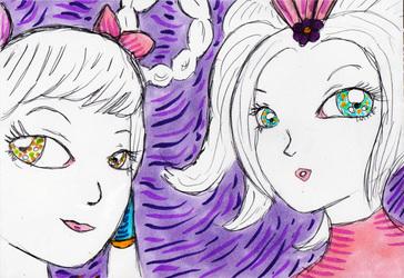 Leixia and Natsu