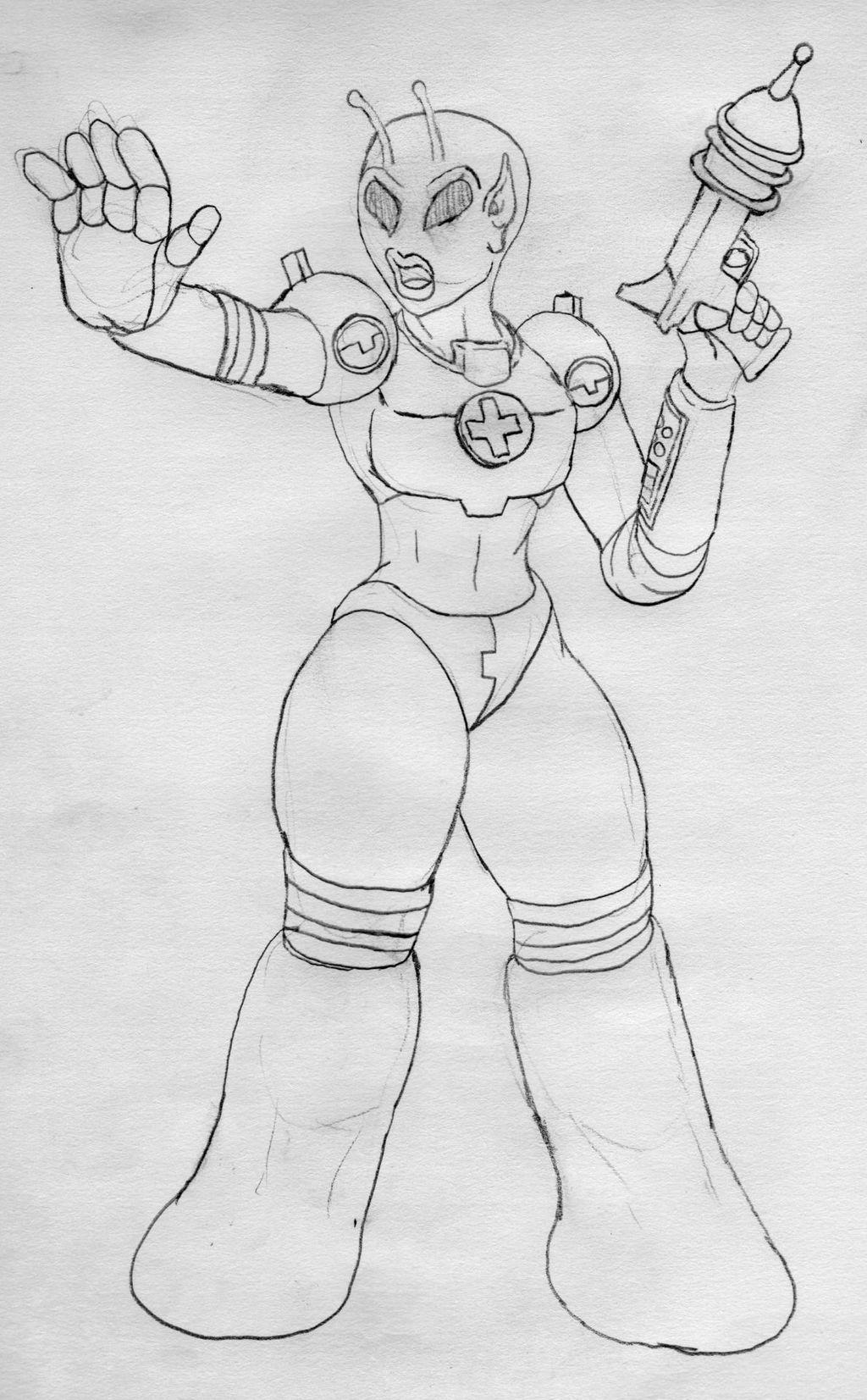 Dr. Quasar, Defender of the Galaxy