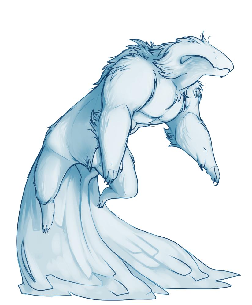 Monster: Polar
