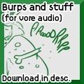Way Too Many Burp Sounds