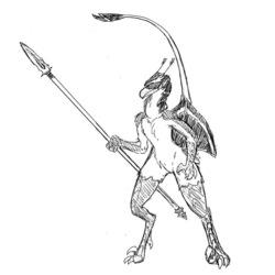 Deadly Apex Predator Rozen!Vik